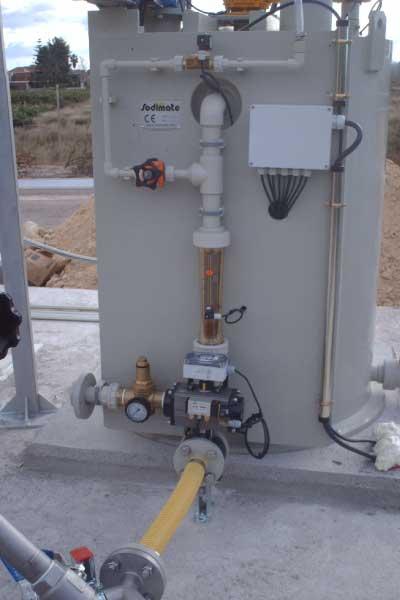 Tratamiento agua potable con Carbón Activo